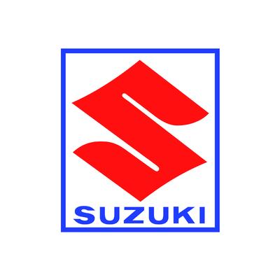STICKERS SUZUKI CADRE COULEURS