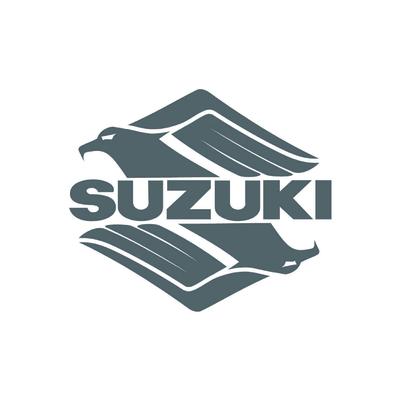 STICKERS SUZUKI AIGLE
