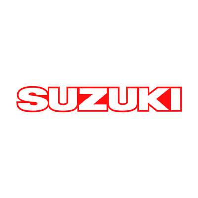 STICKERS SUZUKI ECRITURE CONTOUR