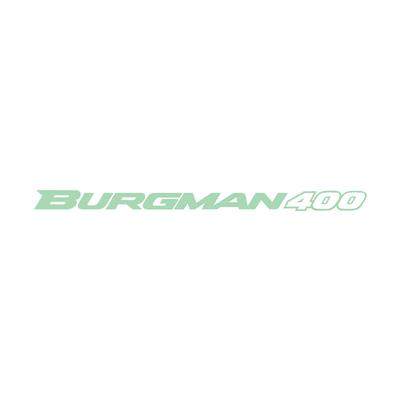 STICKERS SUZUKI BURGMAN 400