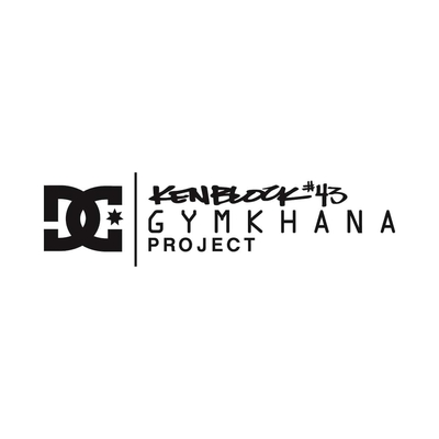 STICKERS DC SHOES GYMKHANA