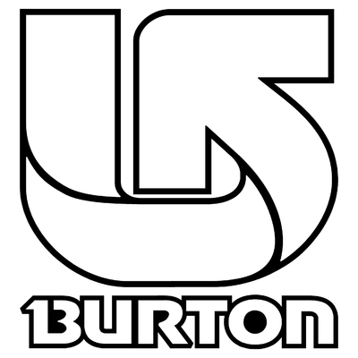 STICKERS BURTON NEW CONTOUR