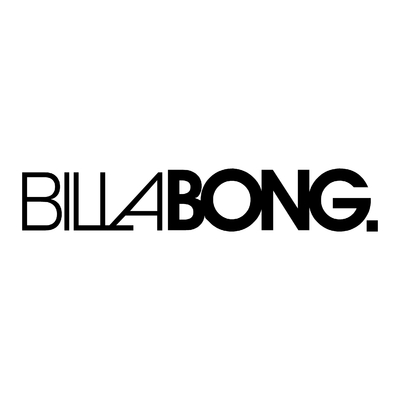 STICKERS BILLABONG ECRITURE