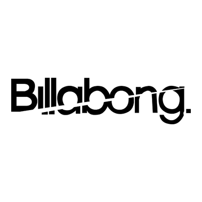 STICKERS BILLABONG DESIGN