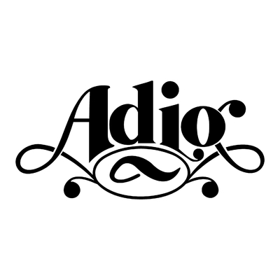 STICKERS ADIO NEW