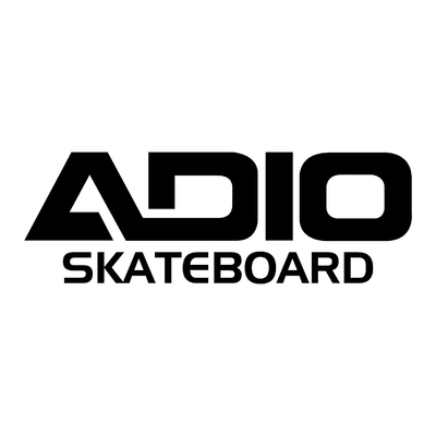 STICKERS ADIO SKATEBOARD