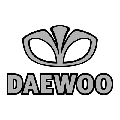 STICKERS DAEWOO COULEURS