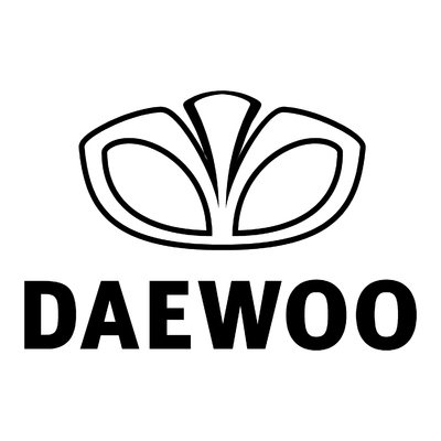 STICKERS DAEWOO
