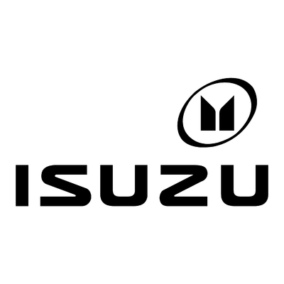 STICKERS ISUZU
