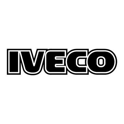 STICKERS IVECO CONTOURS PLEINS