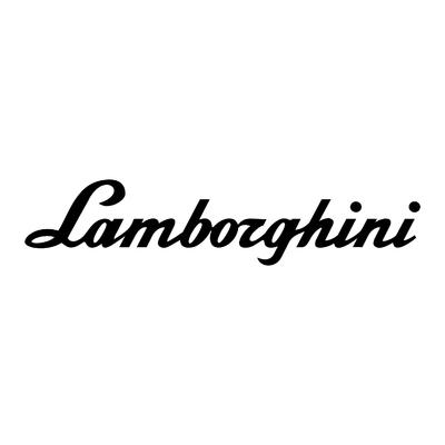 STICKERS LAMBORGHINI
