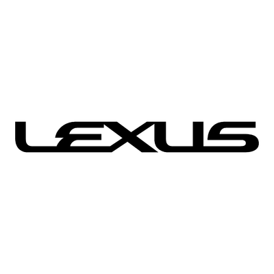 STICKERS LEXUS ECRITURE