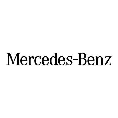 STICKERS MERCEDES BENZ ECRITURE