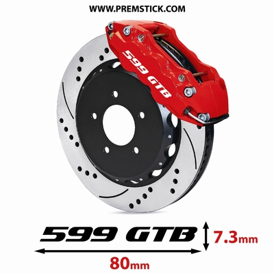 STICKERS ETRIER DE FREIN FERRARI 599 GTB