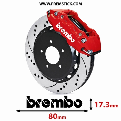 stickers brembo autocollant sponsors et marque. Black Bedroom Furniture Sets. Home Design Ideas