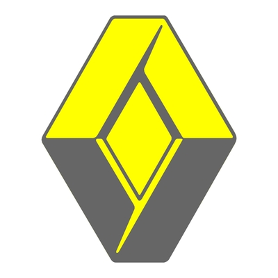 STICKERS RENAULT COULEURS