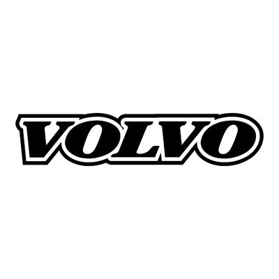STICKERS VOLVO IT CONTOUR PLEIN