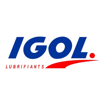 STICKERS IGOL LUBRIFIANTS COULEURS