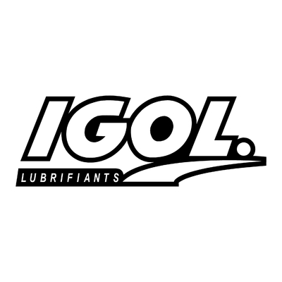 STICKERS IGOL LUBRIFIANTS CONTOUR