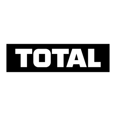 STICKERS TOTAL LOGO