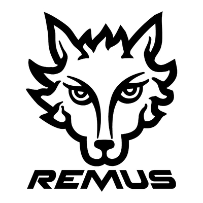 STICKERS REMUS LOGO