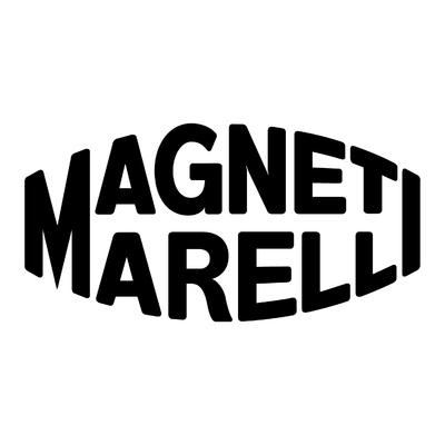 STICKERS MAGNETI MARELLI LOGO