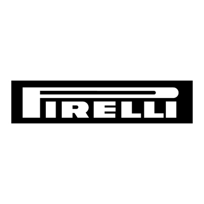 STICKERS PIRELLI LOGO