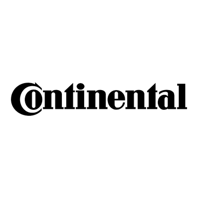 STICKERS CONTINENTAL LOGO
