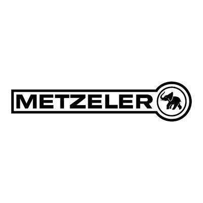 STICKERS METZELER LOGO CONTOURS