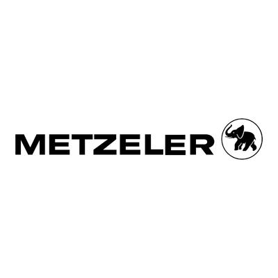 STICKERS METZELER LOGO