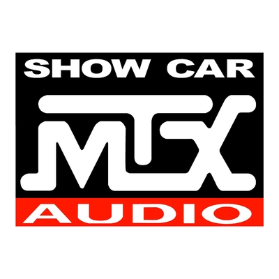 STICKERS MTX SHOW CAR AUDIO