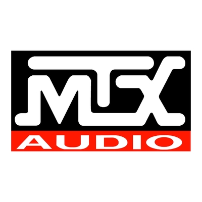 STICKERS MTX AUDIO