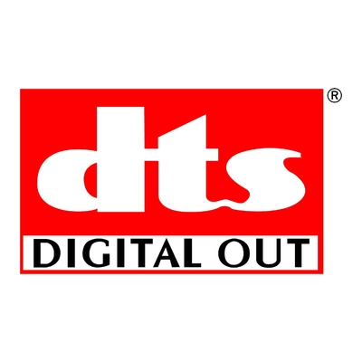 STICKERS DTS DIGITAL OUT