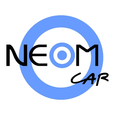 STICKERS NEOM CAR