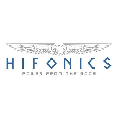 STICKERS HIFONICS COULEURS
