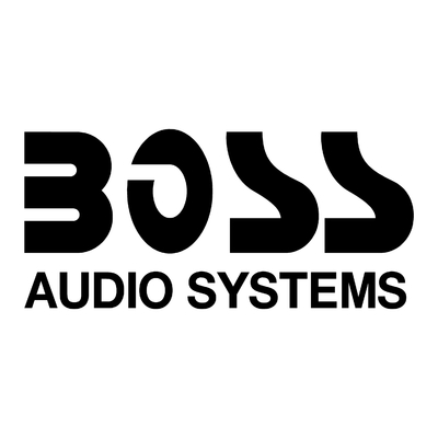 STICKERS BOSS AUDIO SYSTEMS