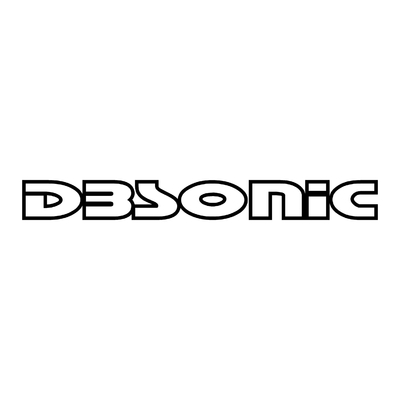 STICKERS DBSONIC CONTOUR
