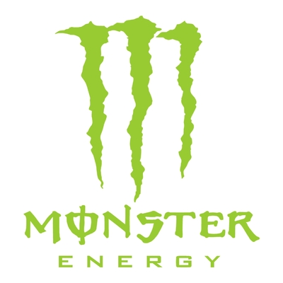 STICKERS MONSTER ENERGY