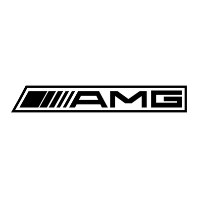 STICKERS AMG REVERSE