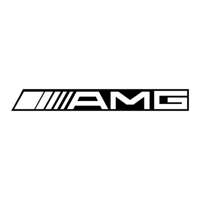 STICKERS AMG CONTOURS