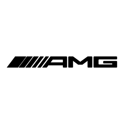 STICKERS AMG