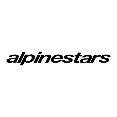 STICKERS ALPINESTARS ECRITURE