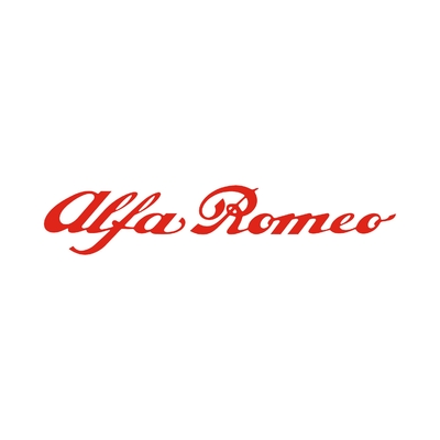STICKERS ALFA ROMEO ECRITURE