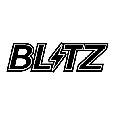 STICKERS BLITZ LOGO