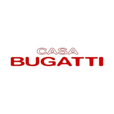 STICKERS BUGATTI CASA