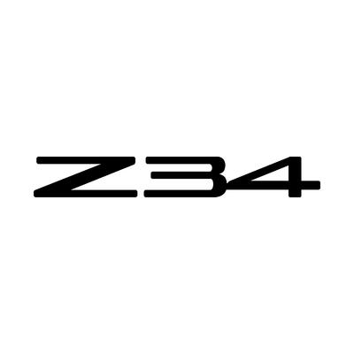 STICKERS CHEVROLET LUMINA Z34