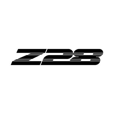 STICKERS CAMARO Z28