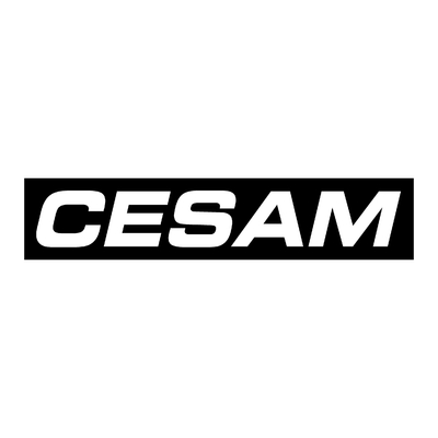 STICKERS CESAM LOGO