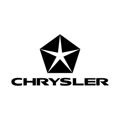 STICKERS CHRYSLER