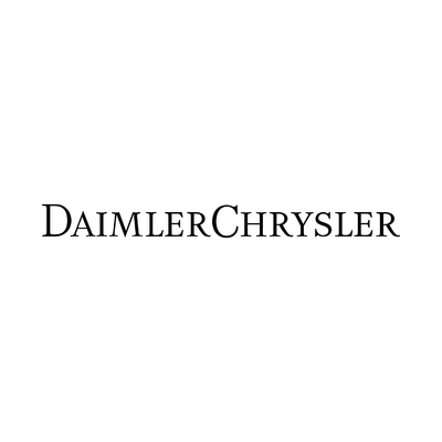 STICKERS CHRYSLER DAIMLER